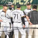 2014/5/28西武戦:虎の勝利目前、まさかの呉昇桓が自滅!来日初黒星