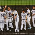 2014/9/29DeNA戦:阪神の4番ゴメスが意地の一発でサヨナラ勝ち