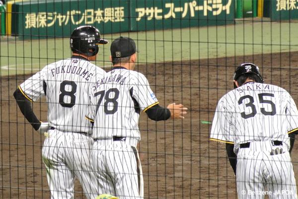 関川コーチのささやき
