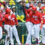 2015/5/9広島戦:広島の「4番」が大活躍、古巣の阪神に手痛い恩返し