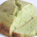 ニトリのホームベーカリーで「抹茶パウンドケーキ」を作る【HBレシピ】