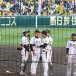2014/4/20ヤクルト戦:ドラ4新捕手梅野と老虎との相性は如何に?