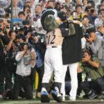 2014/6/18日ハム戦:160キロ男に完敗の虎打線!この男、変化球もハイレベル