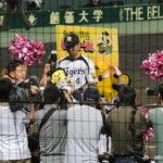 2014/9/4DeNA戦:和田監督が動いた!采配ズバリで再び2位に浮上