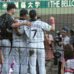 2014/9/14広島戦:ベテランの一発!勝負を決めるのはこの男、福留孝介37歳