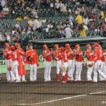 2015/8/2広島戦:「あの男」にホームスチールも決められ、苦手な広島に惨敗